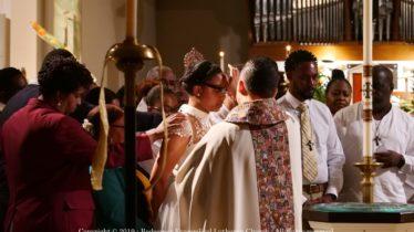 Redeemer Post-Baptismal Anointing #2 2019