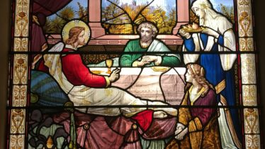 Jesus_Mary_Martha_and_Lazarus_St_Botolph_without_Aldersgate-1